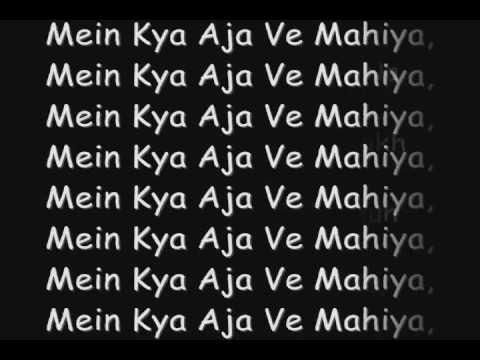 Annie - Mahiya (Remix) Lyrics | MetroLyrics