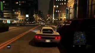 Watch Dogs PC gameplay E3 mod Ultra settings 4K