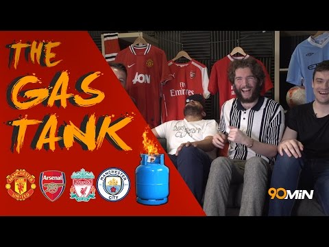 Is Man City v Liverpool a must win for both teams? Kante to be the best DM of all time? | TheGasTank