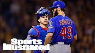 Cubs Designate Montero For Assignment After Catcher Calls Out Arrieta | SI Wire | Sports Illustrated
