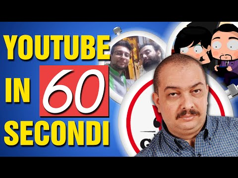 YouTube in 60 secondi (w/ Grizzly) - Novità Playerinside, collab Zeb-QDSS-PdV e special Halloween