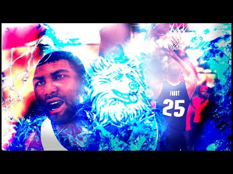 COLLEGE CAREER OF CENTER JEROME FROST | NBA 2K17 MYCAREER