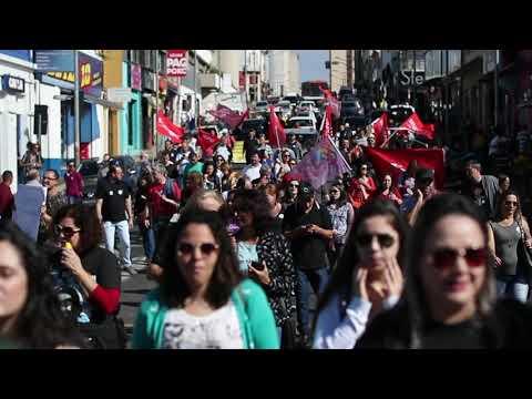Presidente do SINDUEPG comenta Greve Geral contra a Reforma da Previdência de #14J
