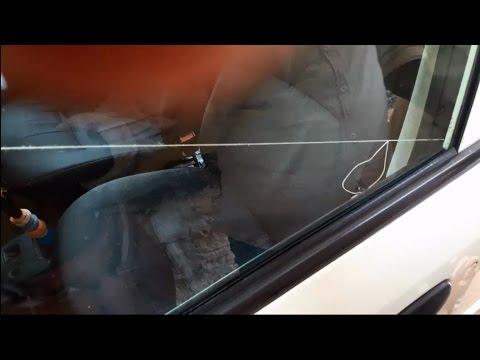 UNLOCK CAR DOOR WITHOUT KEY