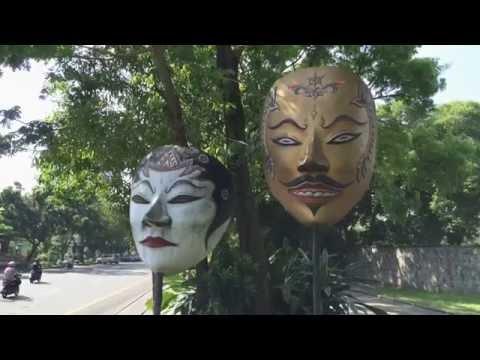 Explore Kota Solo / Surakarta Indonesia