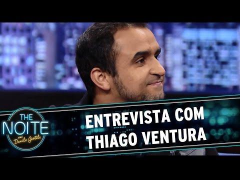 The Noite (05/05/15) - Entrevista com Thiago Ventura