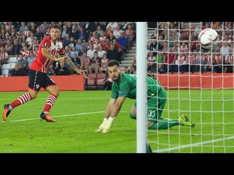 Charlie Austin not guaranteed Southampton start despite Europa League double, says Claude Puel