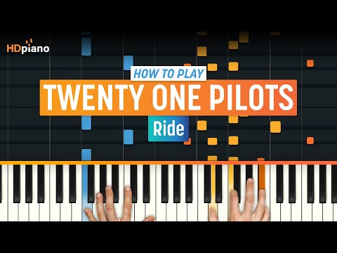 "How To Play ""Ride"" by Twenty One Pilots 