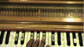 Learn Harmonium 3-Payo Ji Maine Ram Ratan Dhan Payo