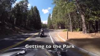 Getting to Yosemite with Xxxdeadhead, Shawn Smoak and Giantmidgetmoto