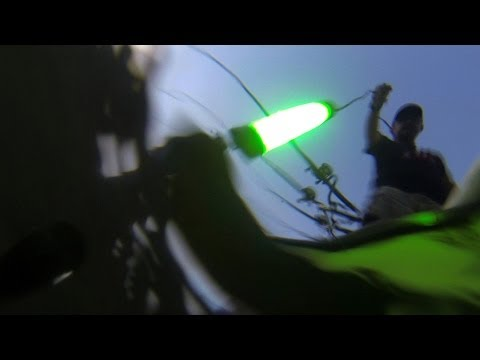 Fishing with Underwater Lights