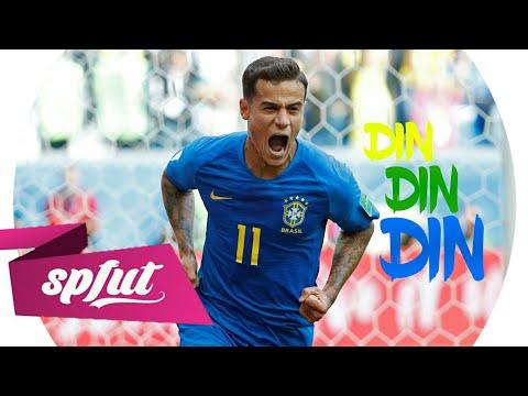 Philippe Coutinho - Din Din Din(Ludmilla feat. Mc Pupio & Mc Doguinha)