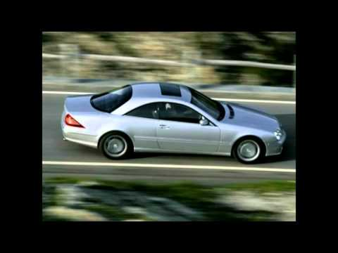 Mercedes Benz CL-Class Coupes W215 Specs Documentary