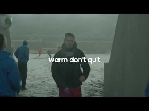 Life Style Sports  David Beckham in adidas Climwarm