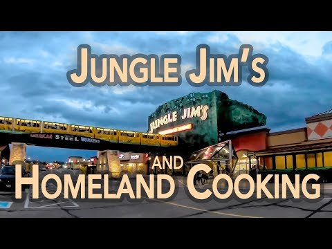 AF-255   The History of Jungle Jim's   Homeland Cooking from Around the World