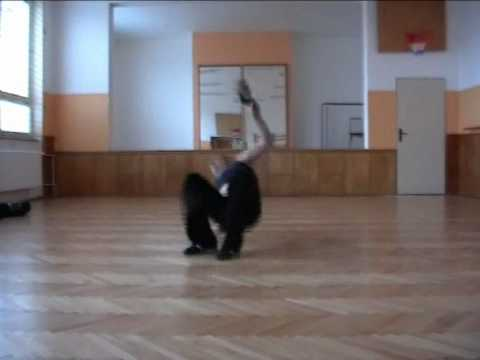 bboy worick -123minut (Sol) breakdance - improvisation