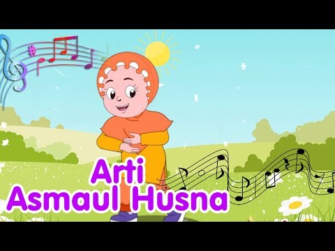 ARTI ASMAUL HUSNA | Diva Bernyanyi | Lagu Anak Channel
