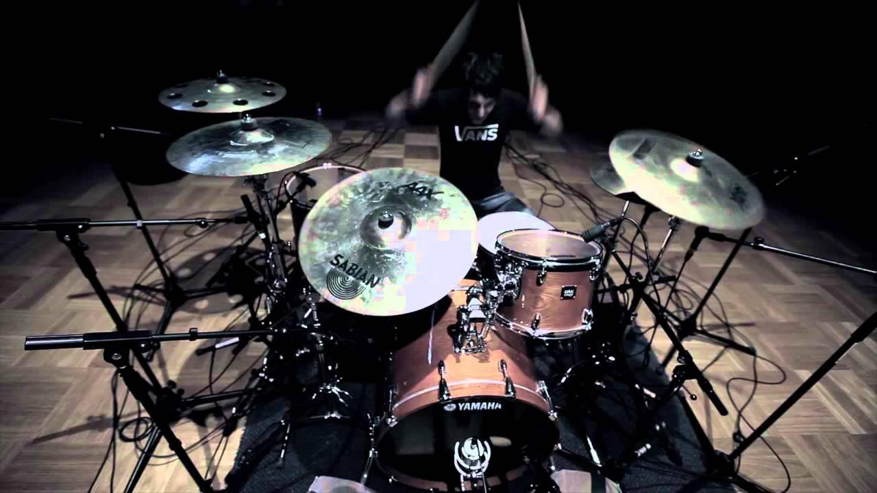 Matt Mcguire Blink 182 First Date Drum Cover Youtube
