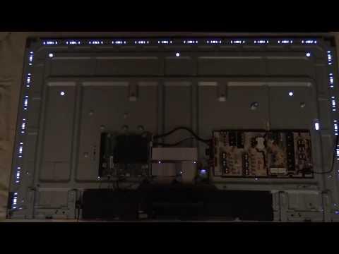 Samsung UN65KS8000FXZA turning itself on and off