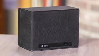 Raumfeld's nifty One S bathroom speaker