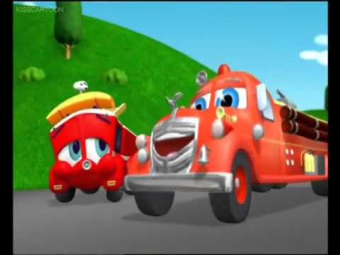 Finley the Fire Engine 2006 Episode 15  OldMobile