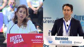 El enfrentamiento entre PSOE y PP centra el debate político