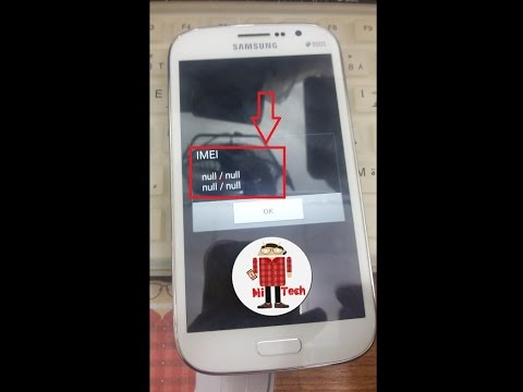 Repair Samsung Null Imei Using Octopus Box