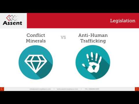 Anti Human Trafficking & Conflict Mineral Compliance: Approaches, Challenges & Solutions - Chapter 1