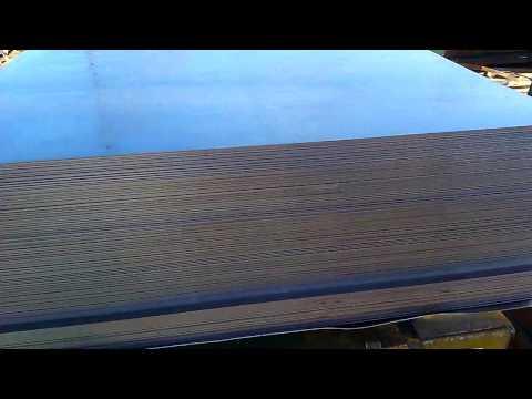 лист холоднокатаный 0,8 КП-1,5*1000*2000 TONMET HOLDING