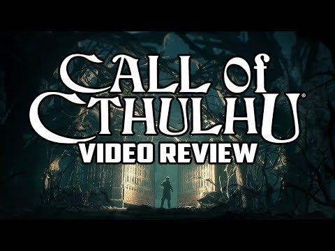 Call Of Cthulhu: The Official Video Game Review - Gggmanlives