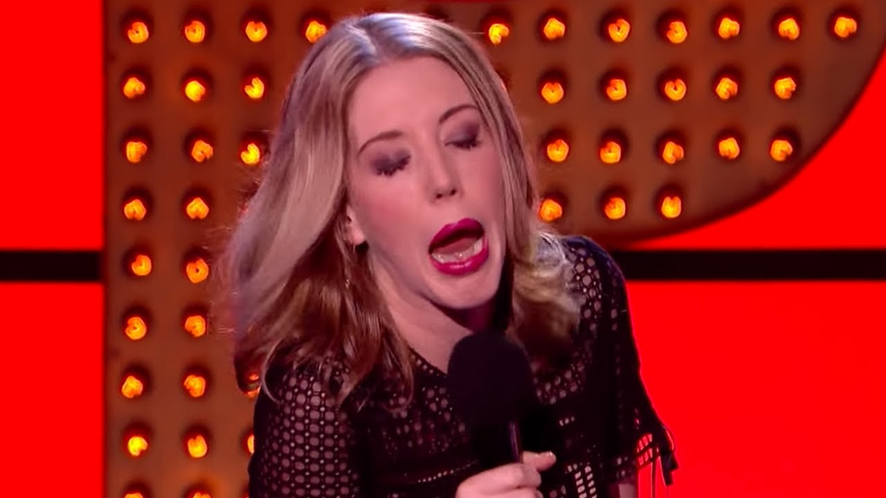 Katherine Ryan Taught Her Daughter White Privilege | Live at the Apollo | BBC Comedy Greats