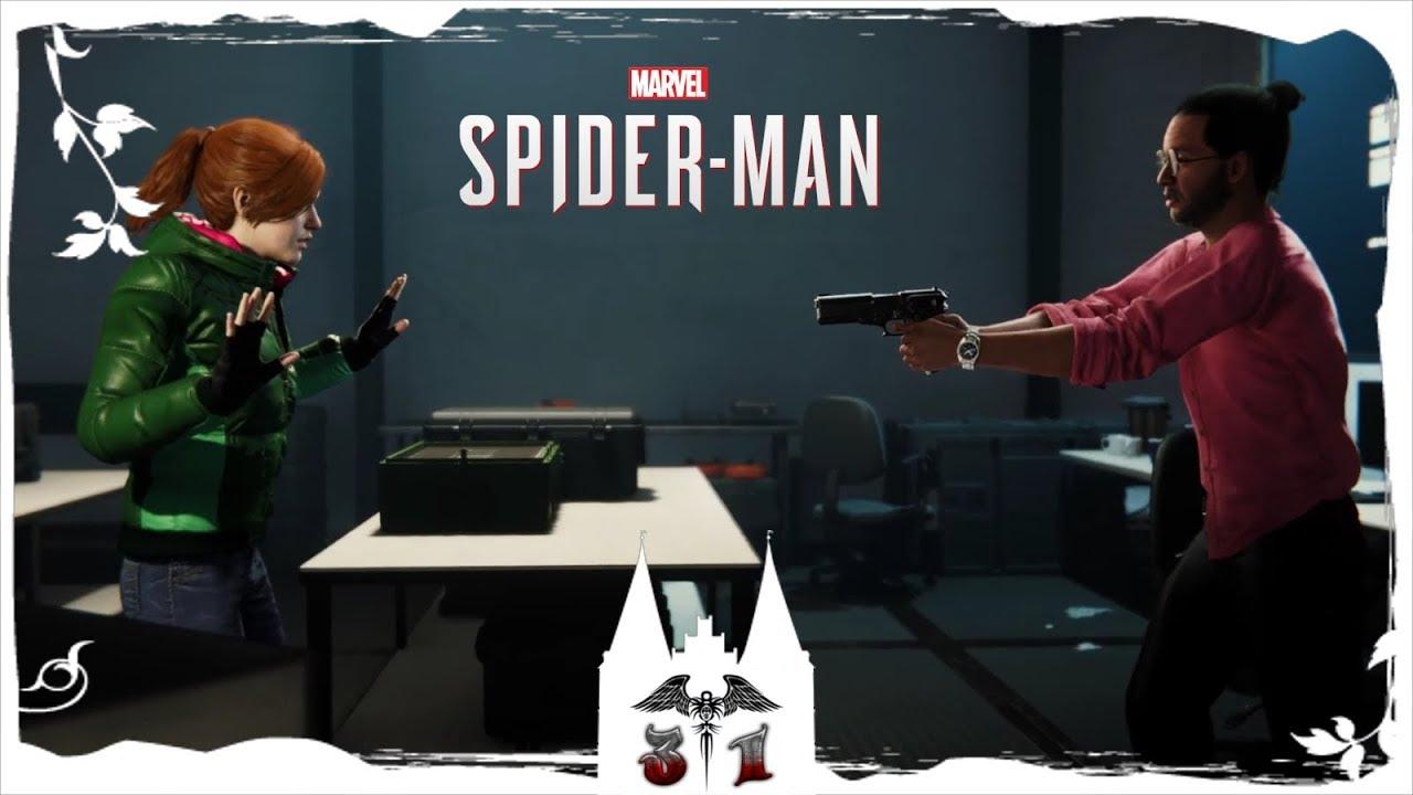 Spider-Man 🕷️25🕷️ Abendessen bei MJ - YouTube