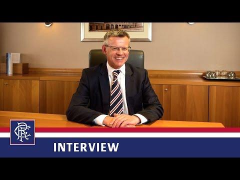 INTERVIEW | Stewart Robertson | Caixinha Appointment
