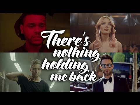 There's Nothin' Holding Me Back (The Megamix) – Maroon5 ·  SelGomez · Riri & More (T10MO)
