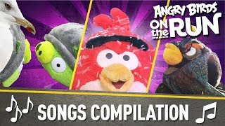 Angry Birds on the Run | Best Songs Special Compilation