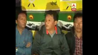 Darjeeling Violence:  Strike will not be withdrawn, protest on 27 June by burning GTA cont