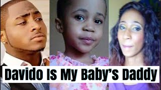 Davido Is The Father Of Child Does This Baby Look Like Davido