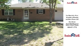 2820 Armand, Amarillo, TX Presented by Wes Brown.