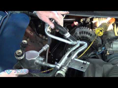 Heater Hose Replacement Chevrolet Camaro 1993-2002