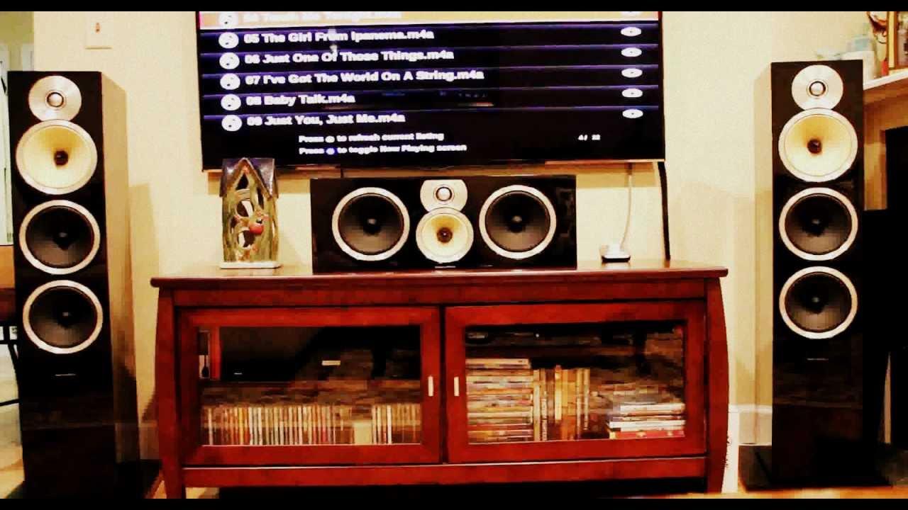 b w n804 paradigm studio 100 v 5 b w cm9 comparison part 3 youtube. Black Bedroom Furniture Sets. Home Design Ideas