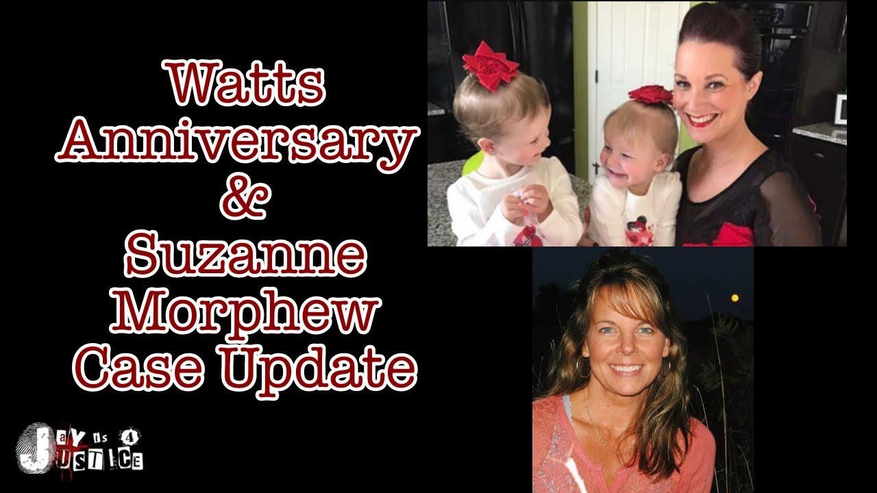 Part 2: WATTS CASE 2 YEAR MARK | MORPHEW CASE UPDATE | LIVE CATCH UP