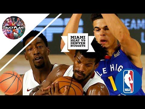 Miami Heat vs Denver Nuggets - Full Game Highlights | August 1, 2020 | 2019-20 NBA Season