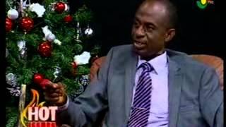 Hot Issues  - with Mr. Asiedu Nketia NDC General Secretary - 14/12/2013