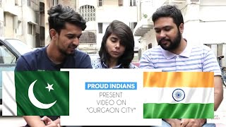 Cyber city GURGAON - INDIA | Tour 2018  modern city | PAKISTAN REACTION |