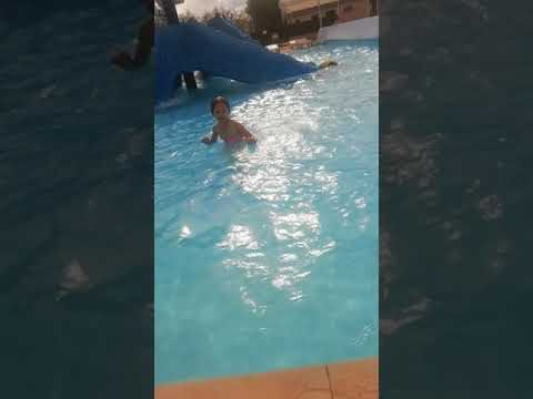 Элина в аквапарке 7 озёр гулькевичи