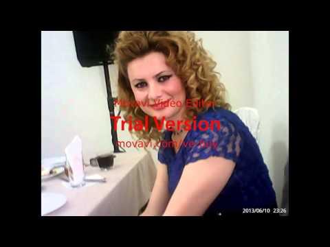 Blerina Gashi  mysafire ne  Radio Geneva