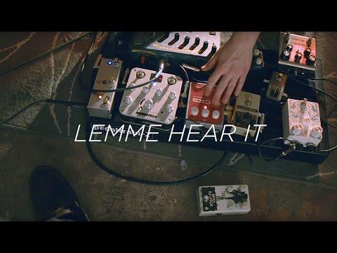 Old Blood Noise Endeavors - Lemme Hear It - Sarah Reid