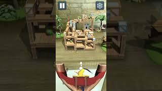 Angry Birds AR: Isle of Pigs - Gameplay Walkthrough Part 2 (iOS)