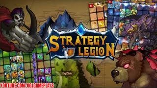Strategy Legion: offline SRPG Android iOS Gameplay