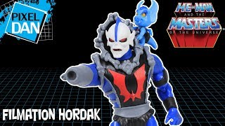 Filmation Hordak He-Man and the Masters of the Universe Figure Video Review